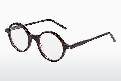 Eyewear Saint Laurent SL 49 002 - Brown, Havanna