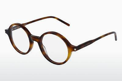 Eyewear Saint Laurent SL 49 005 - Brown, Havanna