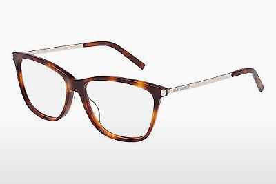 Eyewear Saint Laurent SL 92 002 - Brown, Havanna