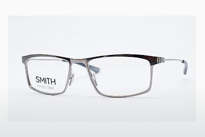 Eyewear Smith GUILD54 GR8 - Grey, Silver