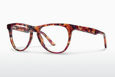 Eyewear Smith LYNDEN TL4 - Red, Havanna