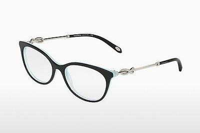 Eyewear Tiffany TF2142B 8193 - Black, Brown, Havanna, Blue