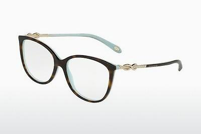 Eyewear Tiffany TF2143B 8134 - Brown, Havanna, Blue