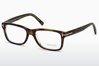 Eyewear Tom Ford FT5163 55A - Brown, Havanna, Multi-coloured