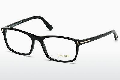 Eyewear Tom Ford FT5295 001 - Black, Shiny