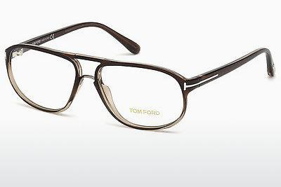 Eyewear Tom Ford FT5296 050 - Brown, Dark