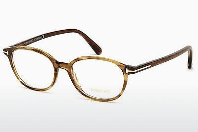Eyewear Tom Ford FT5391 048 - Brown, Dark, Shiny