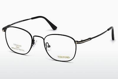 Eyewear Tom Ford FT5417 001 - Black, Shiny