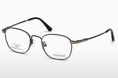 Eyewear Tom Ford FT5417 048 - Brown, Dark, Shiny