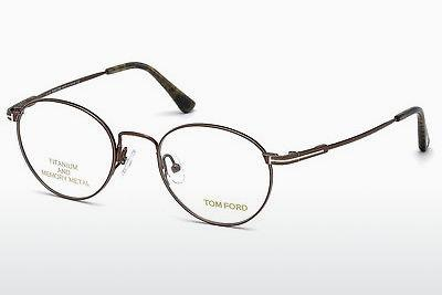 Eyewear Tom Ford FT5418 048 - Brown, Dark, Shiny