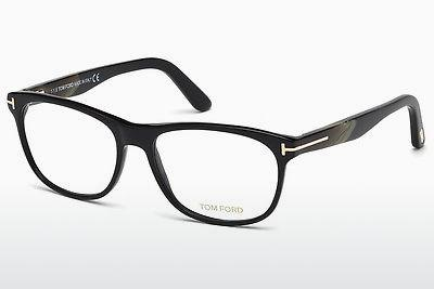 Eyewear Tom Ford FT5431 001 - Black, Shiny