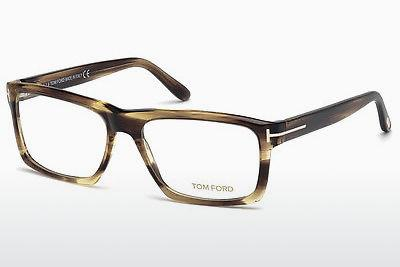 Eyewear Tom Ford FT5434 048 - Brown, Dark, Shiny