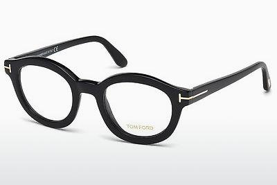 Eyewear Tom Ford FT5460 001 - Black, Shiny