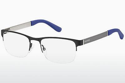 Eyewear Tommy Hilfiger TH 1324 AAB - Black, Silver
