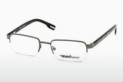 Eyewear Vienna Design UN316 01 - Grey, Gunmetal