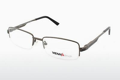 Eyewear Vienna Design UN390 03 - Grey, Gunmetal