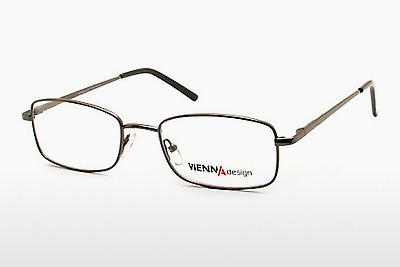 Eyewear Vienna Design UN413 01 - Grey, Gunmetal