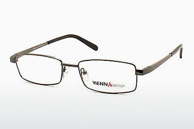 Eyewear Vienna Design UN415 03 - Grey, Gunmetal