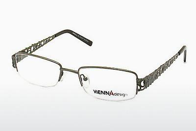 Eyewear Vienna Design UN441 02 - Grey, Gunmetal