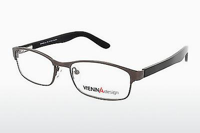 Eyewear Vienna Design UN502 03 - Grey, Gunmetal