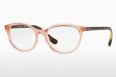 Eyewear Vogue VO5037 2491 - Transparent, Red