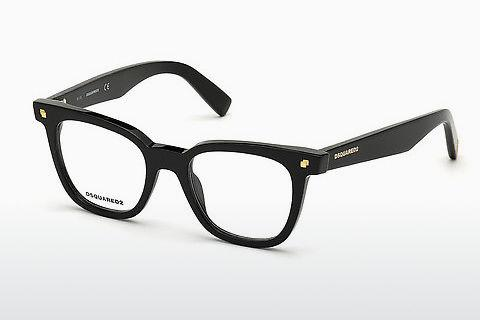 Eyewear Dsquared DQ5307 001