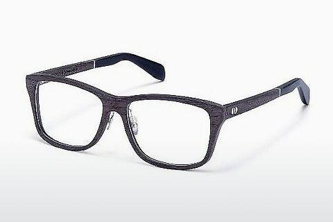 Eyewear Wood Fellas Schwarzenberg (10954 black oak)