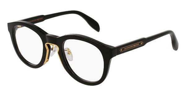 Alexander McQueen AM0049O 001 BLACK