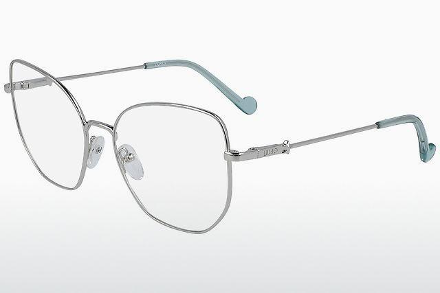 Liu Jo Frames Eyeglasses LJ2709 40094  001 black Cat-Eye 53 mm