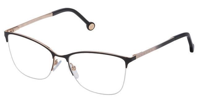 22e58703ff0 CH Carolina Herrera Eyeglasses VHE729K VHE 729K 0700 Black Optical Frame  53mm