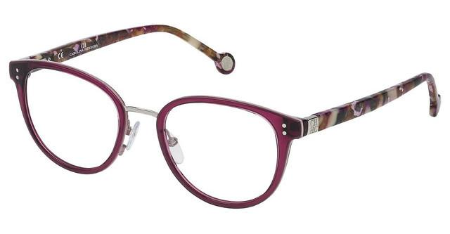 d4e8757f15b CH Carolina Herrera Women s Eyeglasses VHE722K VHE 722K Full Rim Optical  Frame by Carolina Herrera