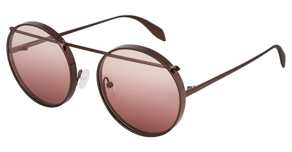Alexander McQueen   AM0137S 004 PINKBROWN