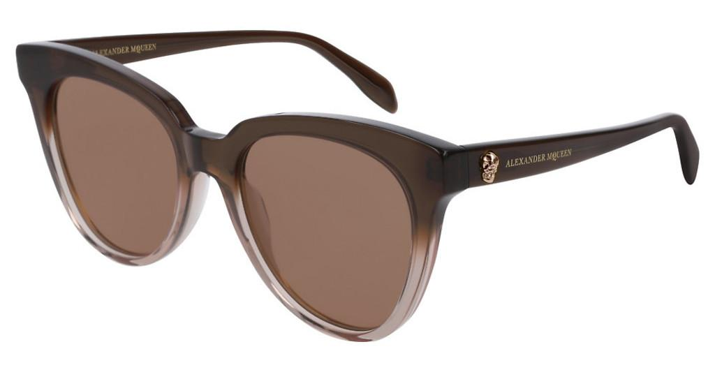 Alexander McQueen   AM0159S 003 BROWNBROWN