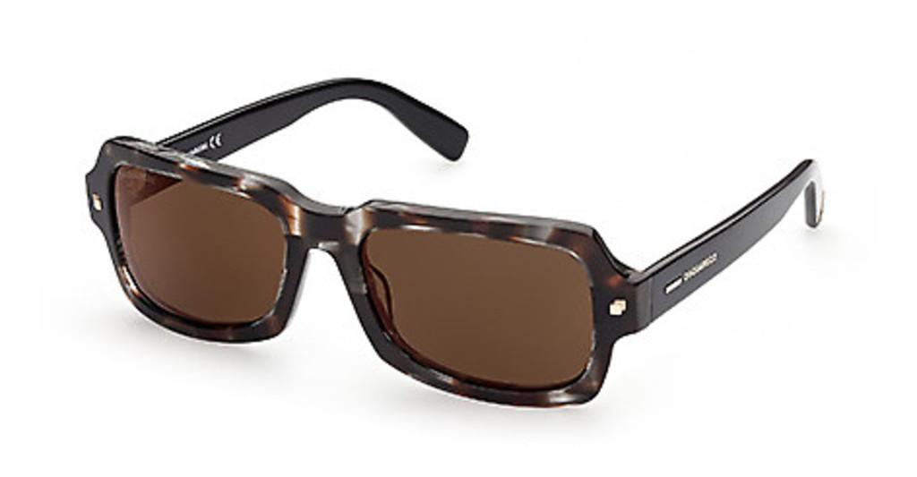 Dsquared   DQ0374 20G anderegrau