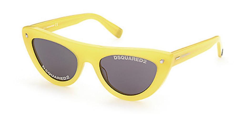 Dsquared   DQ0375 39A graugelb glanz