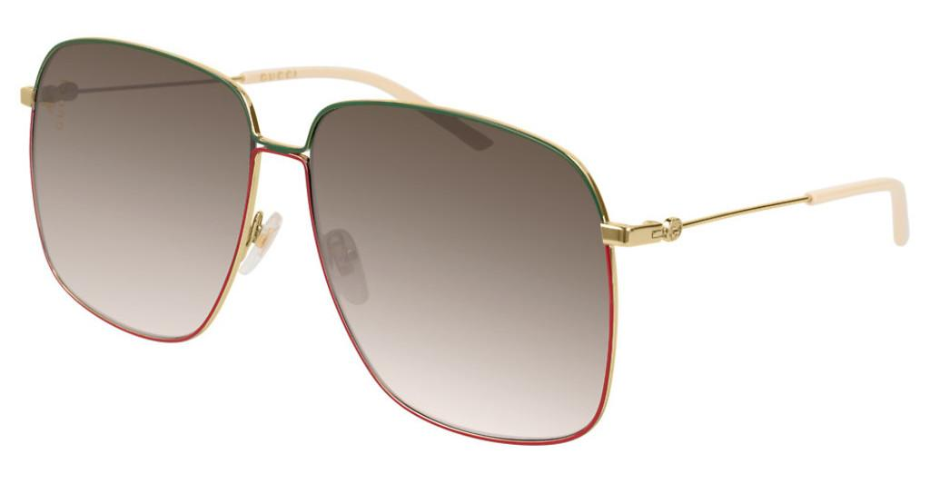 Gucci   GG0394S 003 BROWNGOLD