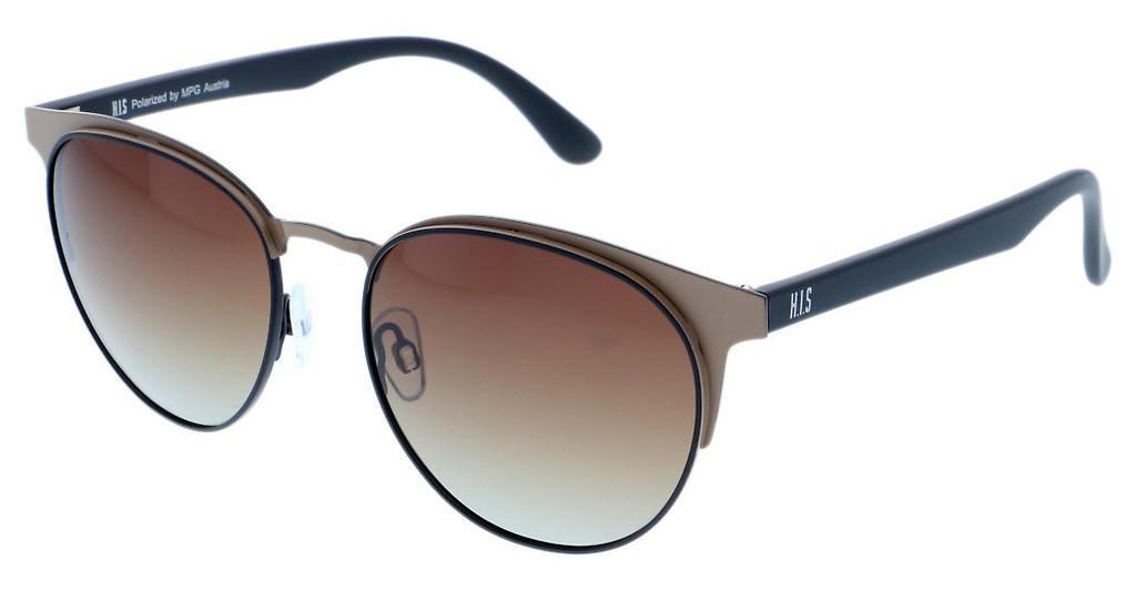 HIS Eyewear   HPS84107 3 brown gradientbrown
