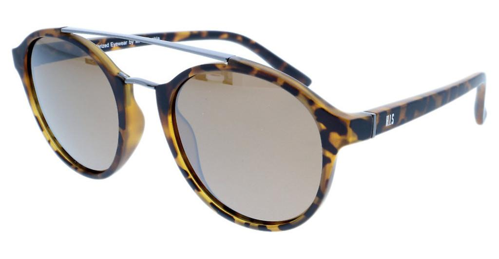 HIS Eyewear   HPS98108 2 havanna