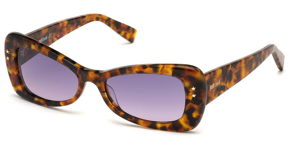Just Cavalli   JC922S 53Z verspiegelthavanna blond