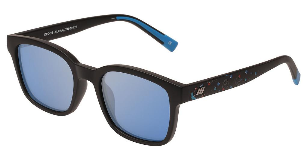Le Specs   KROOS ALPHA AOF LSP1802475 NAVY FLASH MIRRORMATTE BLACK