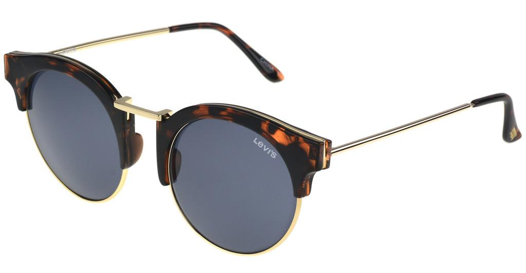 Levis   LO26790 02 SMOKESHINY TORT/SHINY GOLD