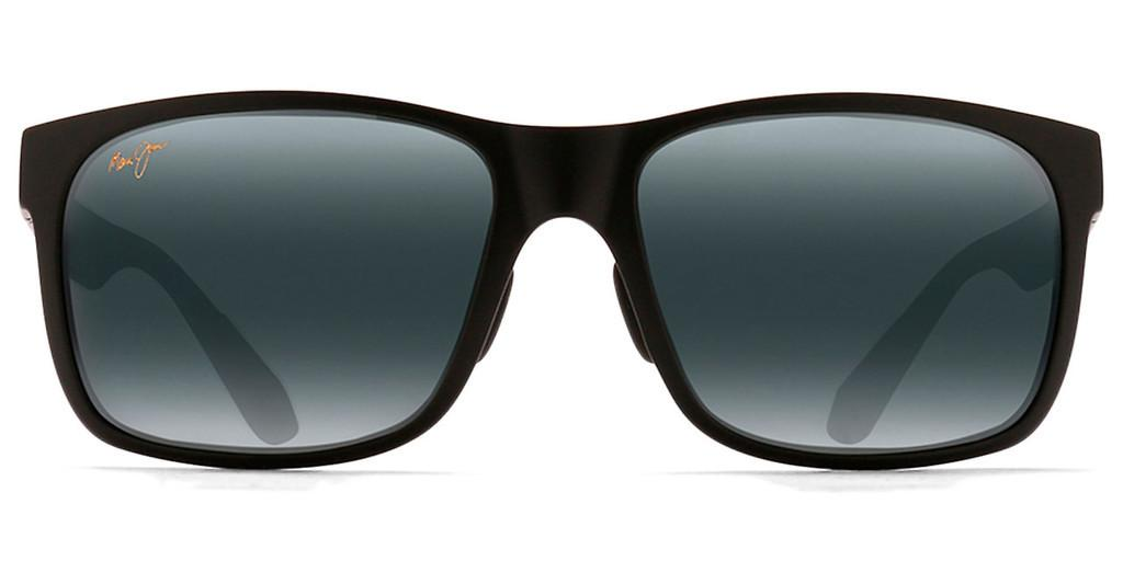 Maui Jim   Red Sands 432-2M Neutral GreyMatte Black
