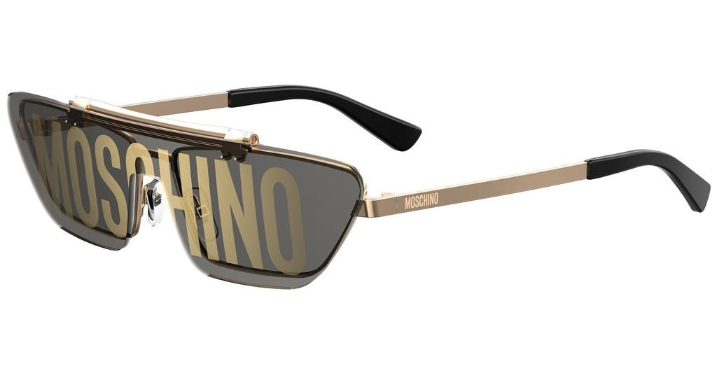 Moschino   MOS048/S 000/0A GOLD DECORROSE GOLD