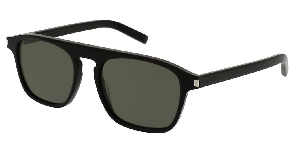 Saint Laurent   SL 158 001 GREYBLACK