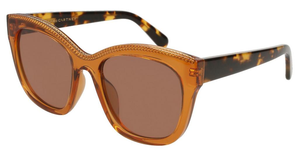 Stella McCartney   SC0130S 002 BROWNORANGE