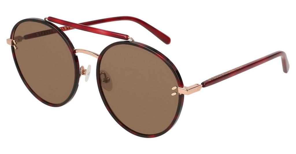 Stella McCartney   SC0134S 005 BROWNHAVANA
