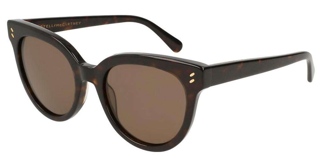 Stella McCartney   SC0139S 002 BROWNHAVANA