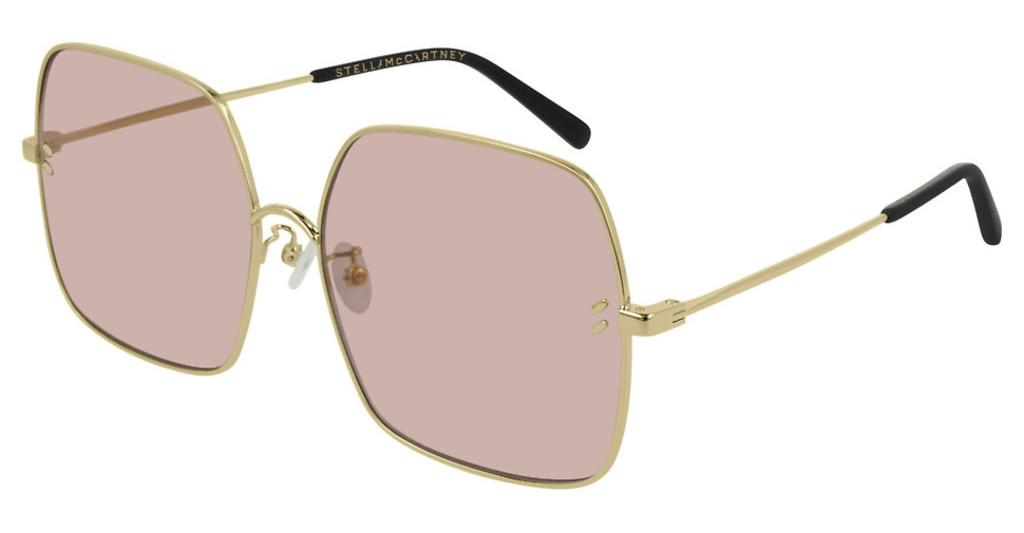 Stella McCartney   SC0158S 002 PINKGOLD