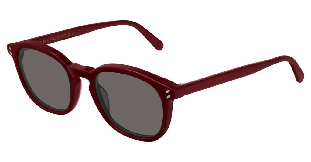 Stella McCartney   SC0171S 005 SMOKEBURGUNDY