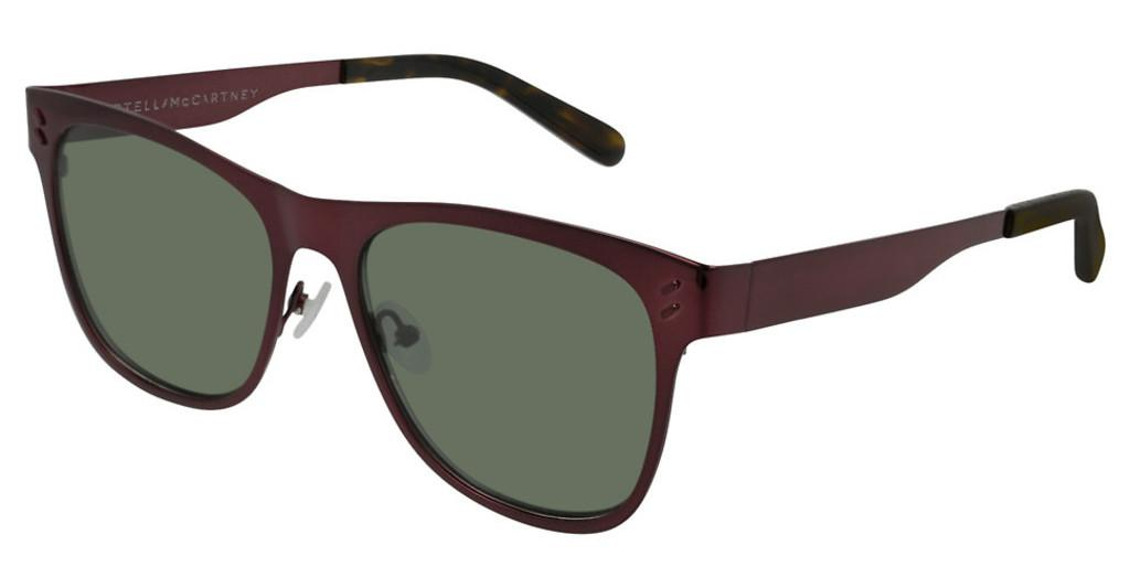 Stella McCartney   SC0174S 004 GREENBURGUNDY